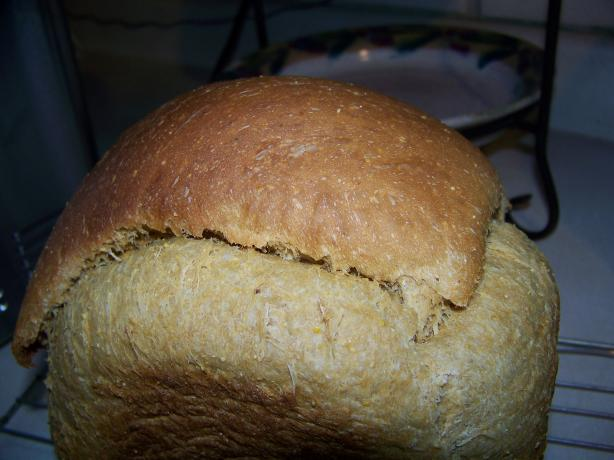 Mimi's Anadama Bread (Bread Machine)