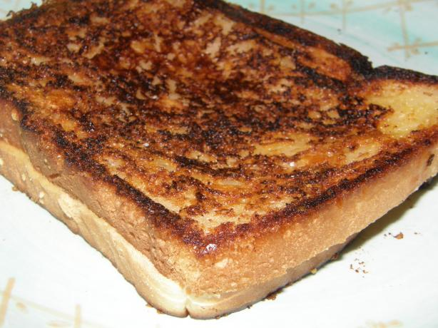 The Best Yummy, Low-Fat Grilled Cheese Sandwich Ever!!