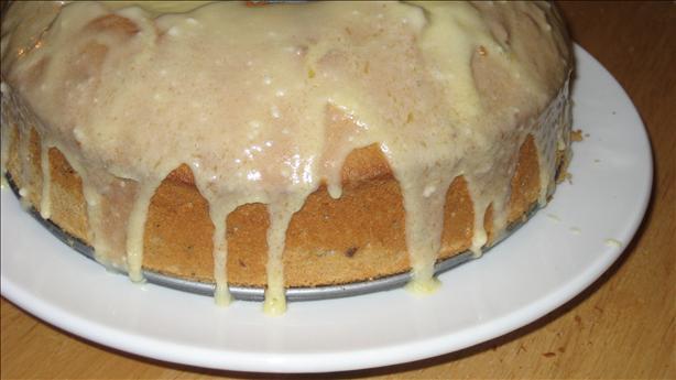 Brandy Pecan Bundt Cake