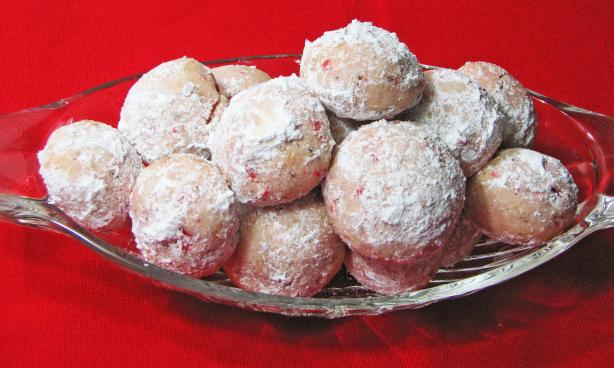 Cherry-Walnut Balls