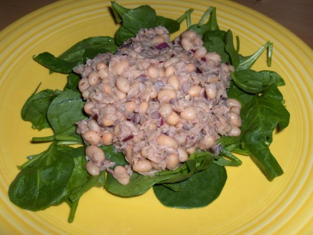 Italian White Beans With Tuna