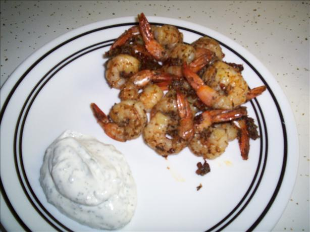 Shrimp With Chipotle Sauce