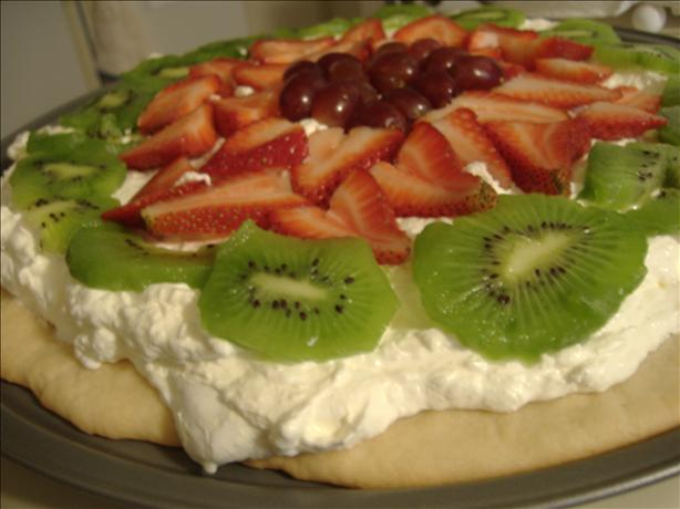 Amy's Fruit Pizza