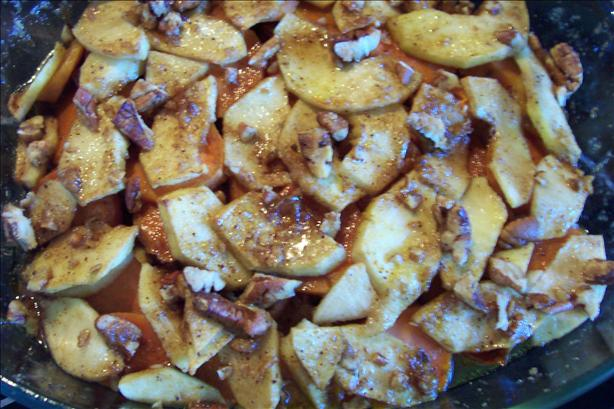 Apple Sweet Potato Bake