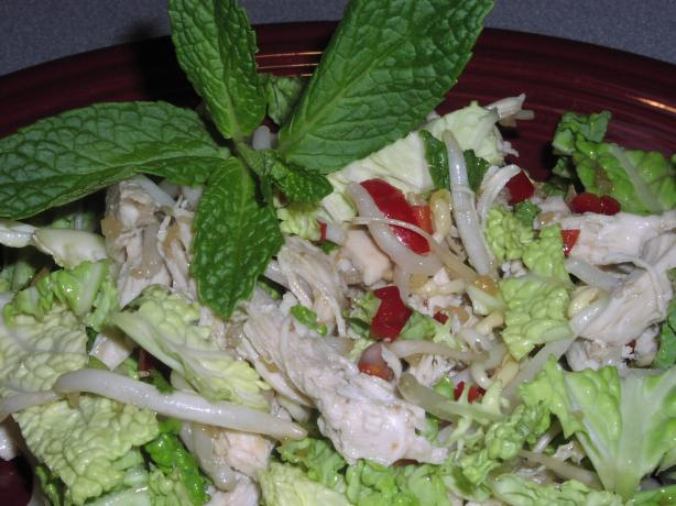 Quick 'n Easy Vietnamese Chicken Salad