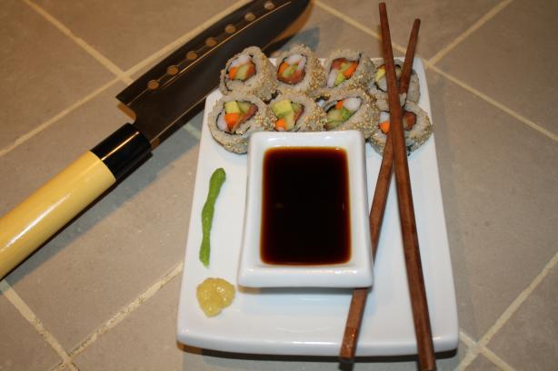 Waynimoto's California Sushi Rolls