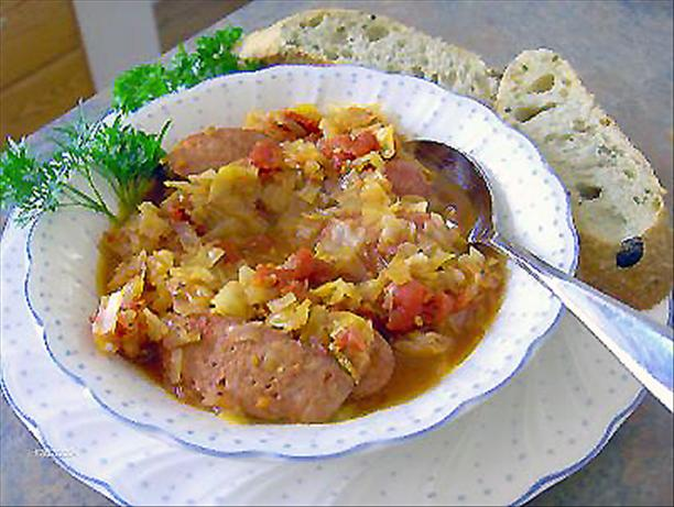 Polish Cabbage Casserole