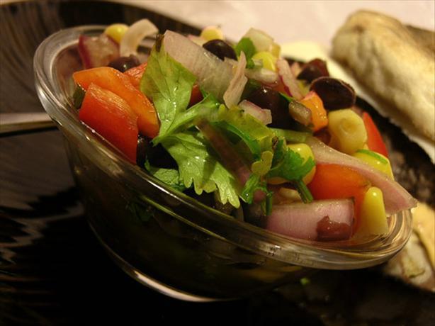 Traci's Black Bean Salsa