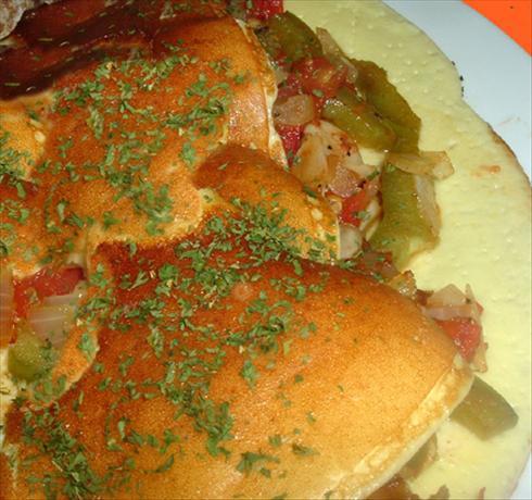 President Nixon's Spanish Omelet