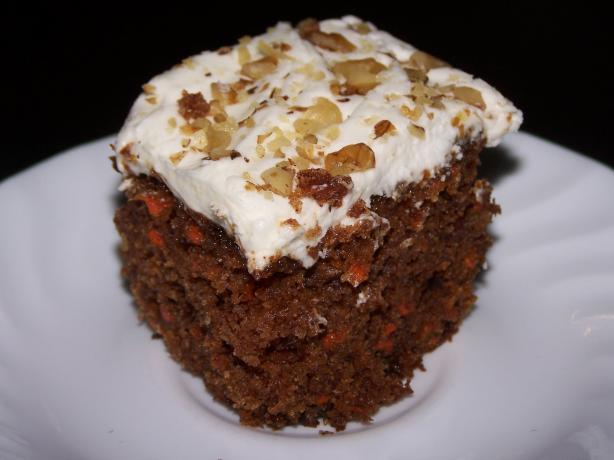 Momma Jean's Carrot Cake
