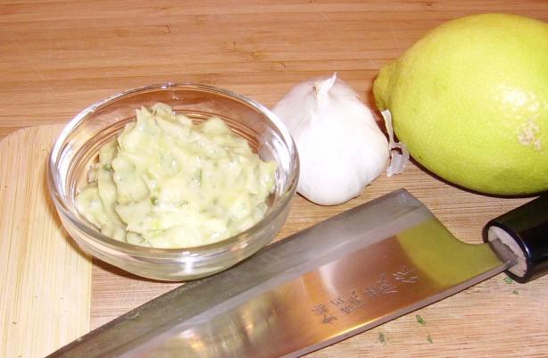 Lemon Mint Butter (Bbq)