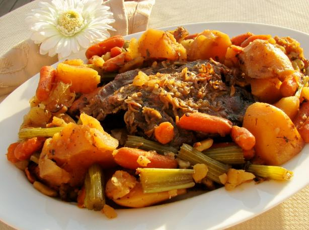 E-Z-est Ever Pot Roast