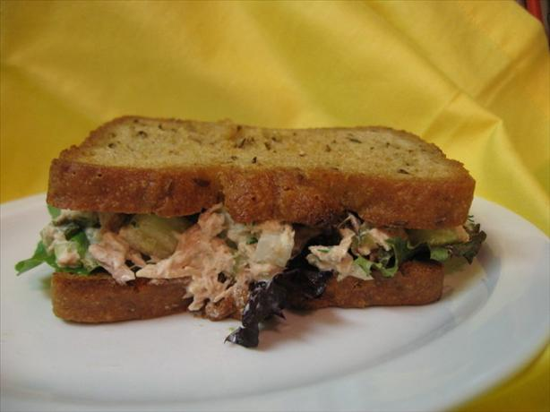 Isaiah's Tasty Reduced-Fat Tuna Salad
