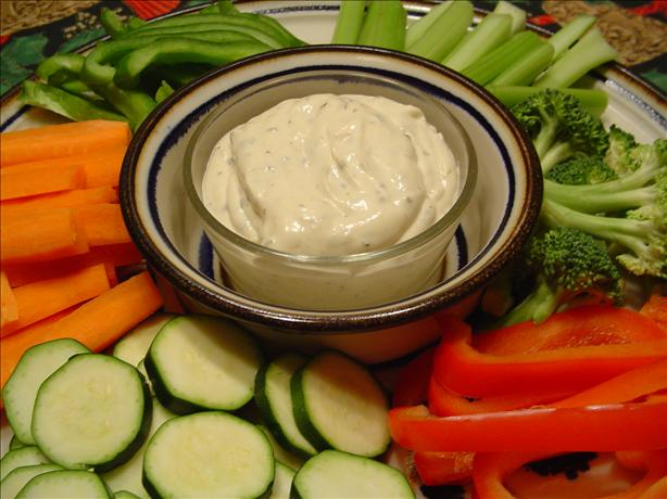 A Dilly Dip for Veggies