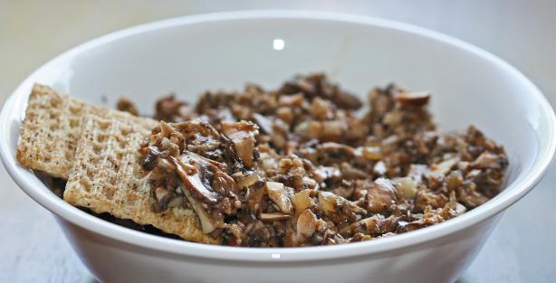 Italian Mushroom Pate