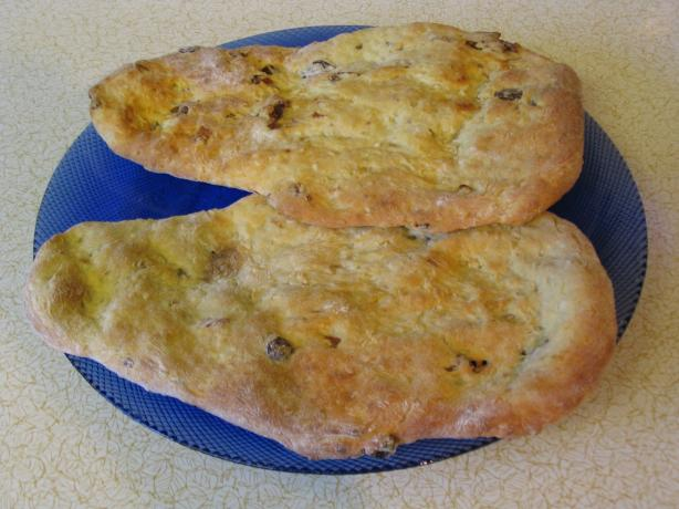 Peshawari Naan Bread (bread Machine)