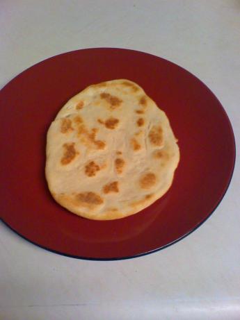 Quick Naan (Bread Machine)