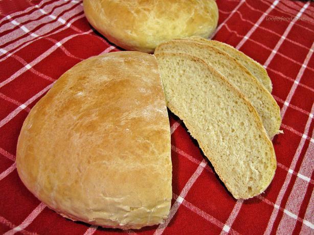 Khubz Maghrebi (Moroccan Bread)