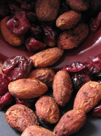 Sweet and Salty Nuts and Cranberries
