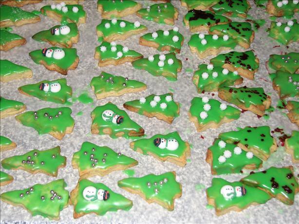 Mom's Traditional Italian Cookies