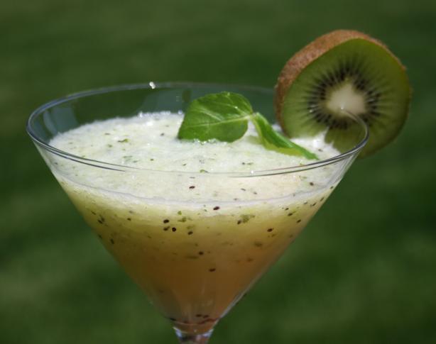 Kiwi-Mint Julep