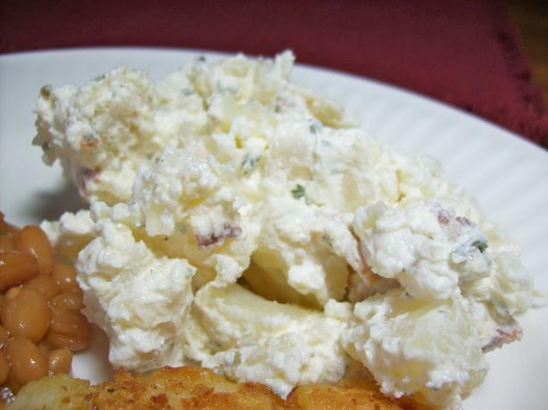 Baked Potato Salad ( Done My Way )