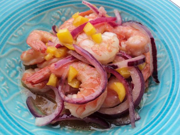 48 Hour Marinated Shrimp