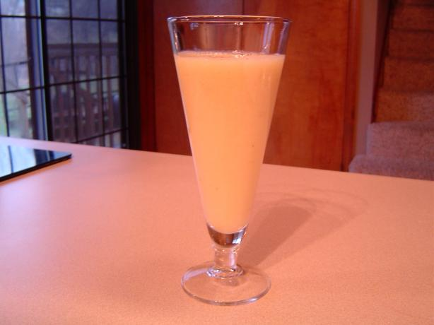 Orange Pineapple Smoothie