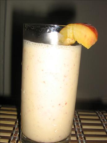 Peachy Pineapple Smoothie