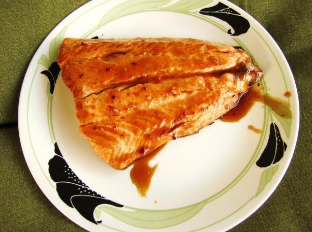 Javanese Roasted Salmon