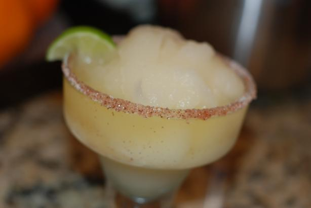 Spicy Margarita With Chili Salt