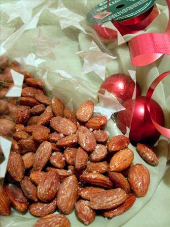 Maple Roasted Almonds With Fleur De Sel Les Fougeres