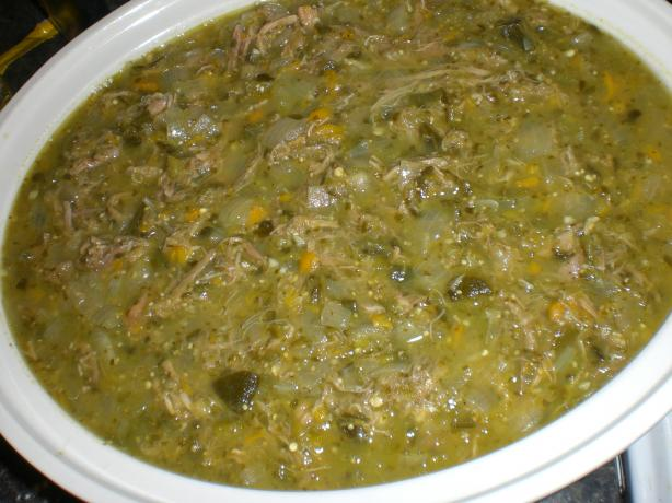 Ultimate Pork Chile Verde