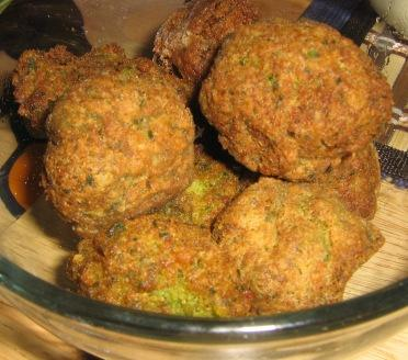 Falafel (Middle East, Palestine)