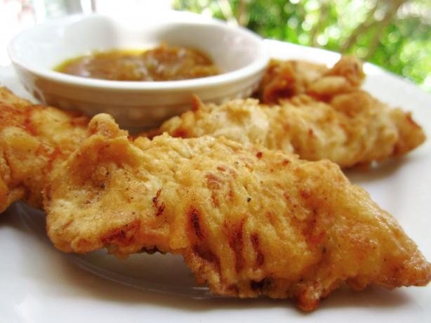 Crispy Chicken Fingers