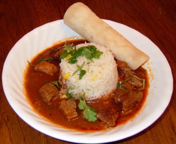 Rio Grande Valley Style Carne Guisada