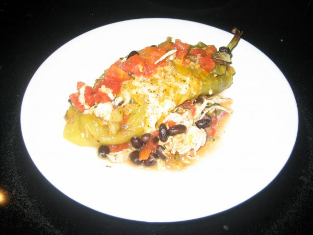 Stuffed Chiles