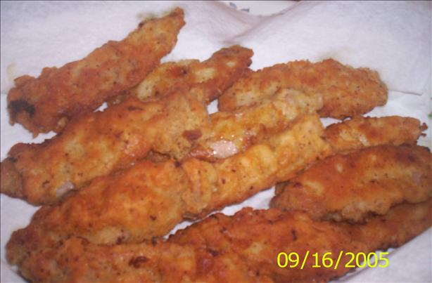 """ Country Fried "" Pig Fingers"
