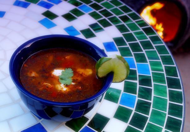 Baja Citrus Soup