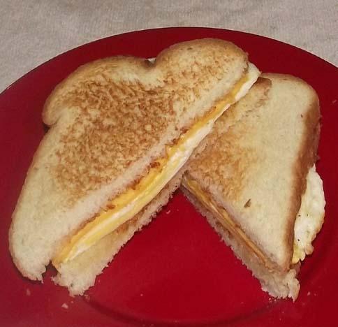 Best Fried Egg Sandwich