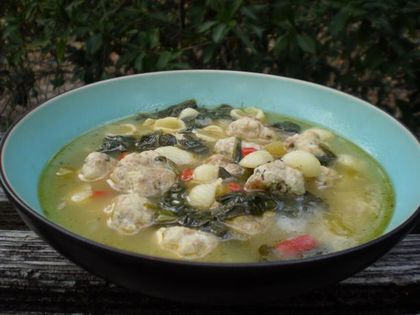 Ina Garden's Italian Wedding Soup