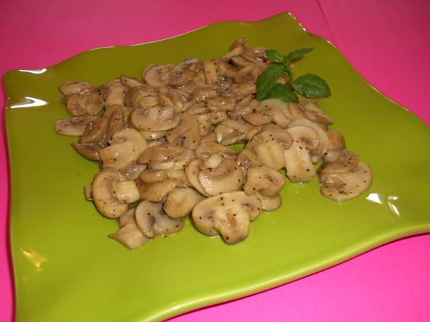 Greek Mushrooms