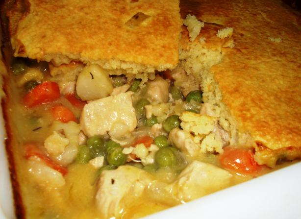 Cristina's Chicken Pot Pie