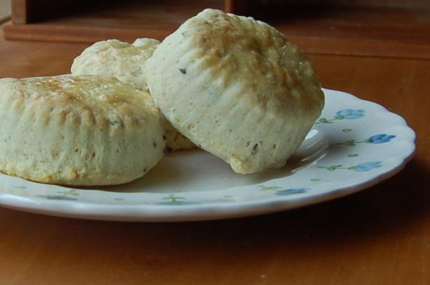 Old Fashioned English Lavender Tea Scones