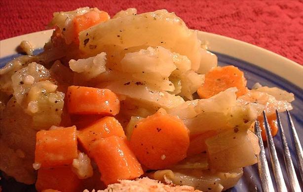 Cheesy Veggie Side Dish