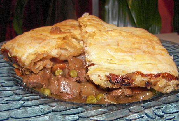Sirloin Tip Pot Pie