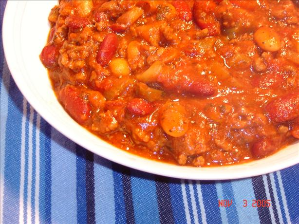 Sweet Italian Chili