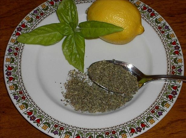 Lemon-Herb Seasoning