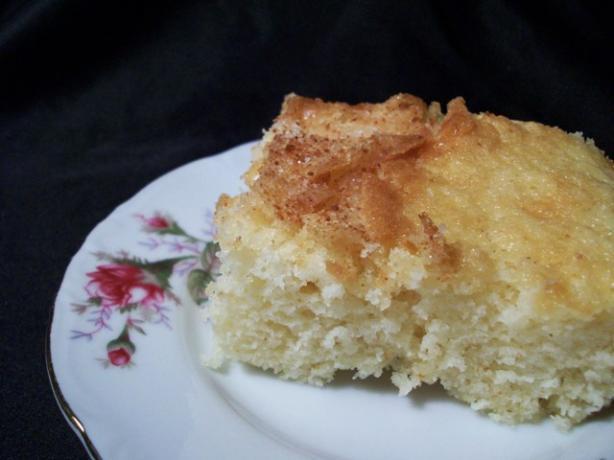 Mrs. Morrison's Mace Cake