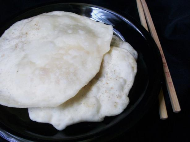 Chinese Pancakes - No Egg or Milk